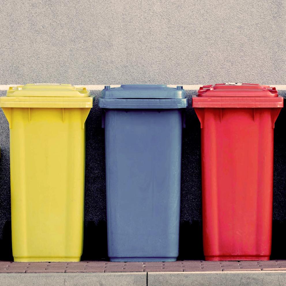 Waarom afval scheiden altijd zin heeft, ook al heeft het geen zin