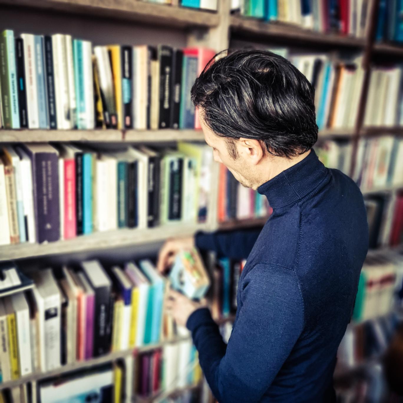 De onmogelijkheid van een opgeruimde boekenkast